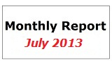 Monthly-Report-July-2013