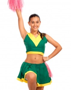 Cheerleader Training Niche