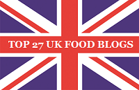 The Top 27 UK Food Blogs