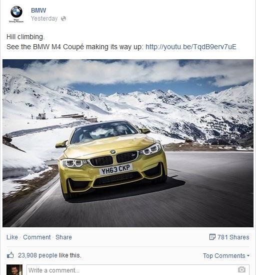BMW Fanpage