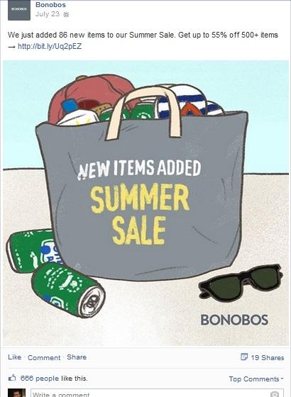 Bonobos Discount