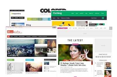 5 Template Blog Gratis Siap Adsense