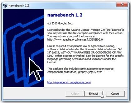 Cara Menemukan DNS Server Tercepat Pakai Namebrench 1