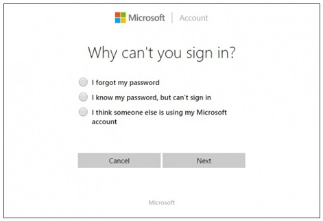 Cara Reset Password Windows 10 A