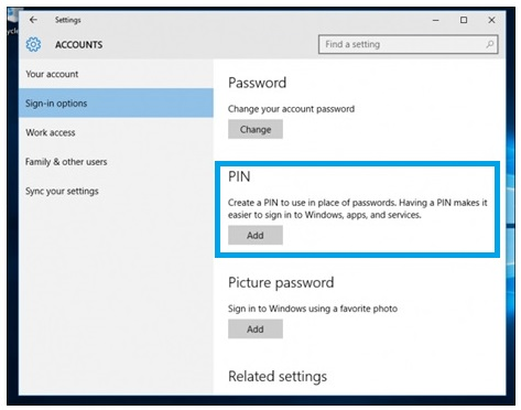 Cara Reset Password Windows 10 F