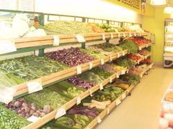 Desain Rak Sayuran
