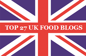 Top 27 UK Food Blogs