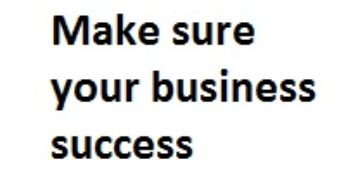 Your Business Will Fail If You Don't Do This