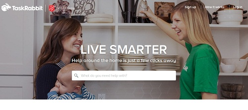 Bagian 12 Tampilan TaskRabbit