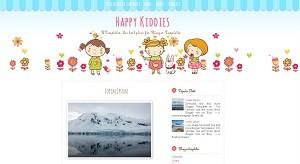 Happy-Kiddies Template
