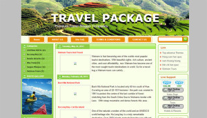 TravelPackage