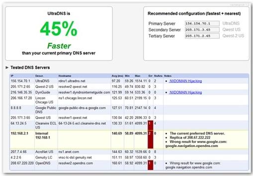 Cara Menemukan DNS Server Tercepat Pakai Namebrench 4