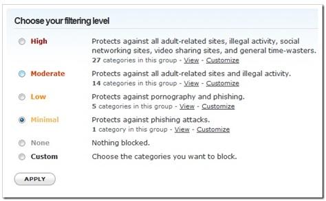 Melindungi Anak Online Pakai Open DNS 3