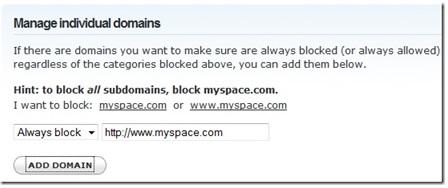 Melindungi Anak Online Pakai Open DNS 6
