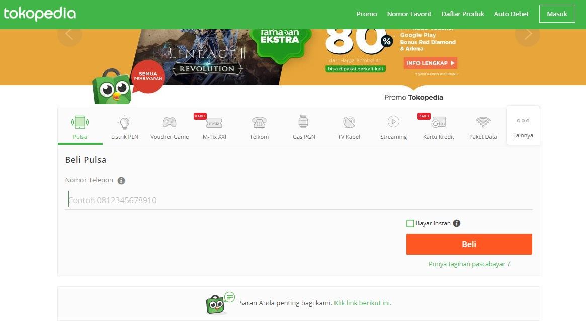 Image Result For Aplikasi Pulsa Murah