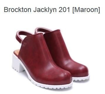 Dengan heels setinggi 5cm sepatu buatan Brockton Shoes akan membuat  pemakainya terlihat lebih ... 8aef2ae19d
