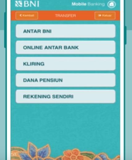 Cara Daftar Internet Banking BNI Versi Mobile - Laman 5 ...