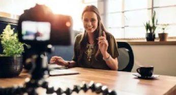 Peralatan Studio Vlog Jika Kamu Ingin Jadi Vlogger Handal