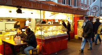 Restoran Halal di Asmterdam Siap Hilangkan Lapar di Eropa Barat