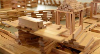 Menggunakan Balok Kayu dalam Dekorasi Rumah