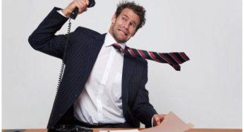 3 Tips Hadapi Konsumen Marah di Telepon